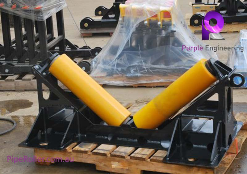 urethane Pipe roller