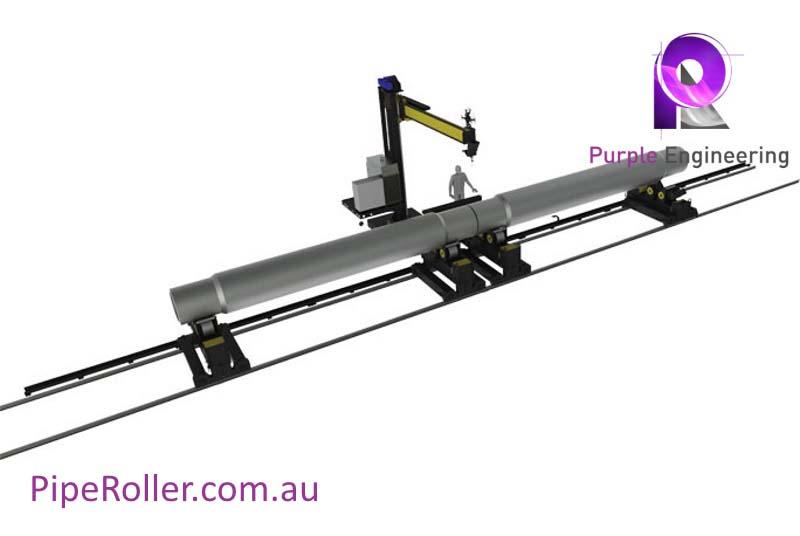 12 Ton Pipe Alignment Rolls, 12 Ton Pipe Alignment Rollers, 12 Ton Pipe Alignment Rotator
