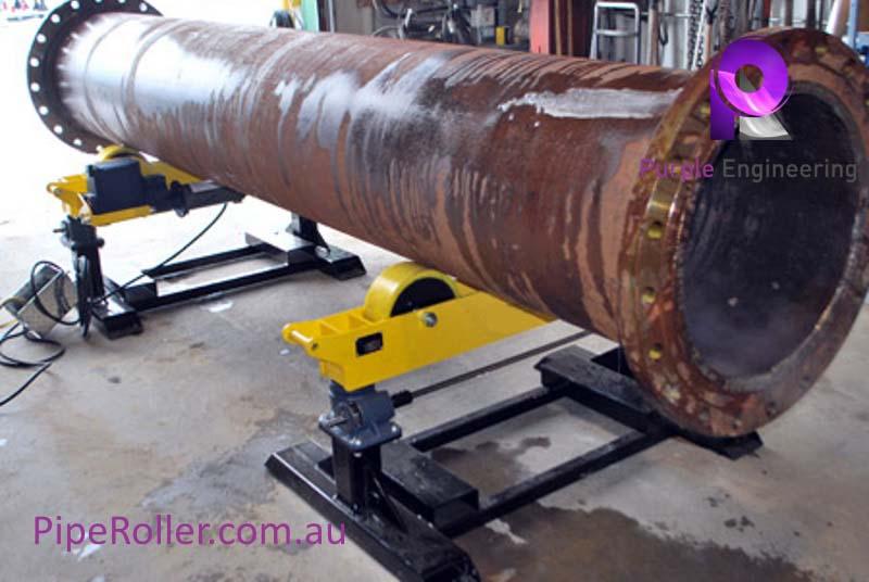 8 Ton Pipe Alignment Rolls, 8 Ton Pipe Alignment Rollers, 8 Ton Pipe Alignment Rotator