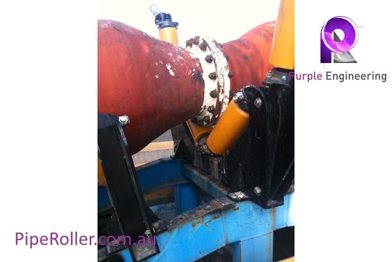 Pipeline Roller