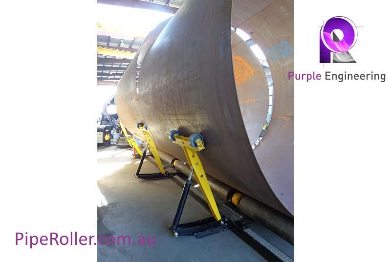 side Support Roller