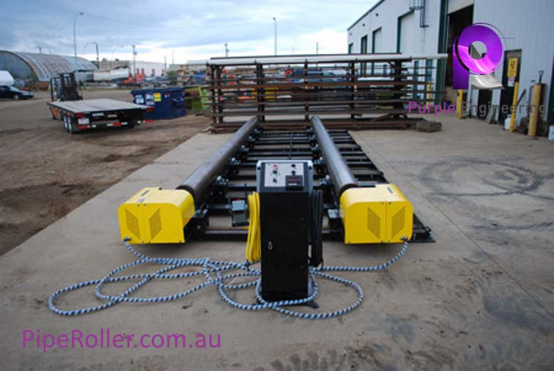 Tank Fit-up Roll, Tank Roller, Vessel Roller